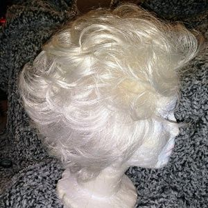 Accessories - BRAND NEW! Bobbi Boss White Wig